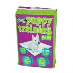 The Puppy Company Puppy Training Pads 14 Pack