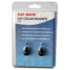 Cat Mate Additional Cat Collar Magnets 257