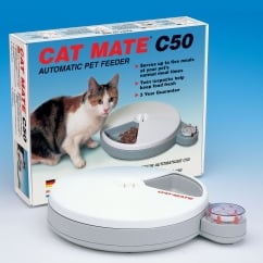 Cat Mate C50 Automatic Cat Feeder
