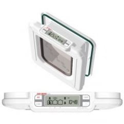 Cat Mate Elite Radio Frequency Super Selective Cat Flap 305 White