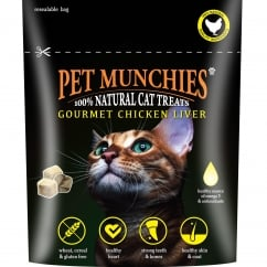Pet Munchies Gourmet Chicken Liver Cat Treats 10g