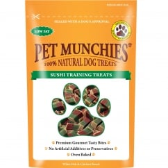 Pet Munchies Sushi Training Dog Treats 50g