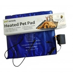 Heated Pet Pad For Cats & Dogs
