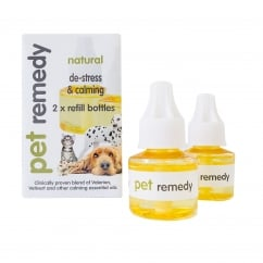 Natural Pet Calming Refill Pack 2 x 40ml
