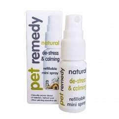 Natural Pet De-Stress & Calming Refillable Mini Spray 15ml