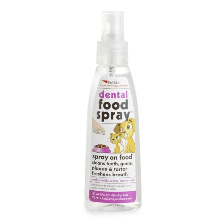 Petkin Dental Food Spray 120ml