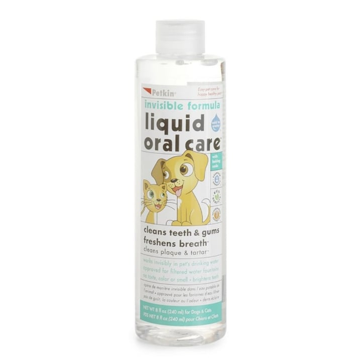 Petkin Pet Liquid Oral Care 240ml