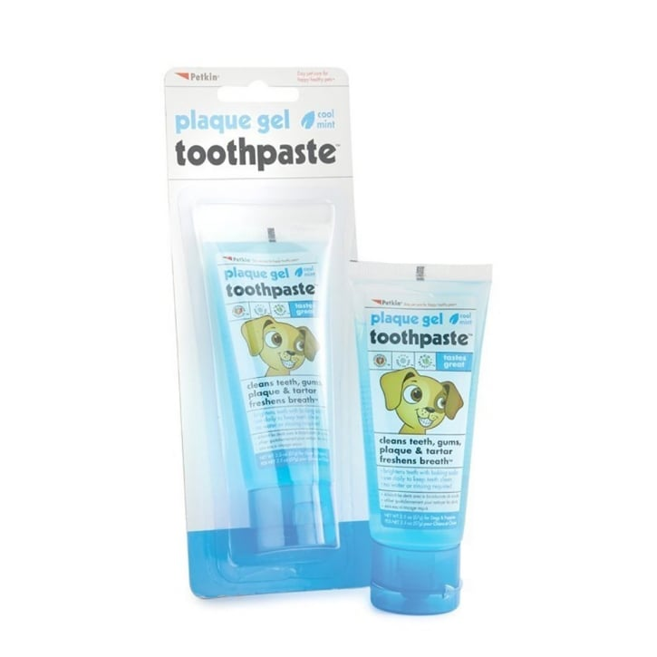 Petkin Plaque Gel Toothpaste 57g