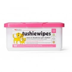 Petkin Tushie Wipes 100pk