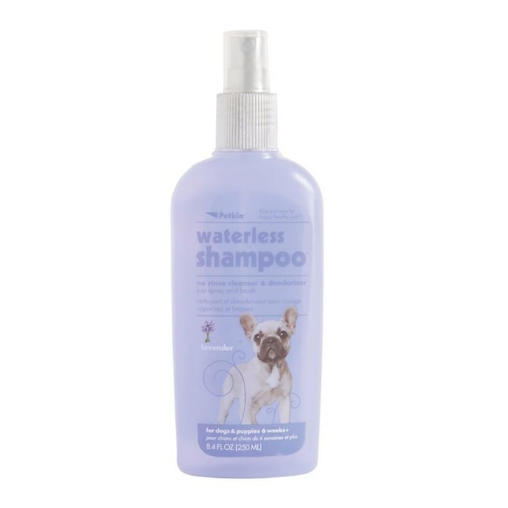 Petkin Waterless Shampoo Lavender 250ml