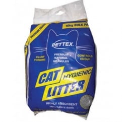 Premuim Grey Cat Litter Granules 10kg approx 11kg