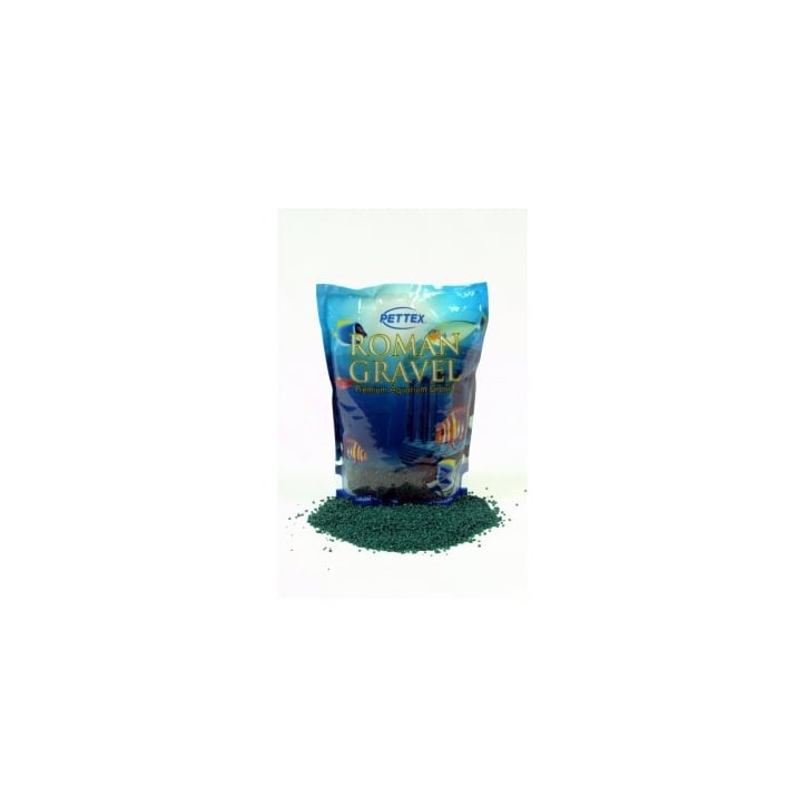 Pettex Roman Aquarium Gravel - Ivy Green 2kg