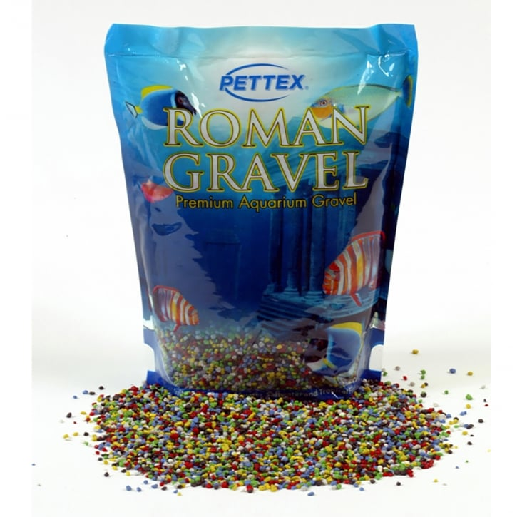 Pettex Roman Aquarium Gravel - Spectrum Mix 2kg