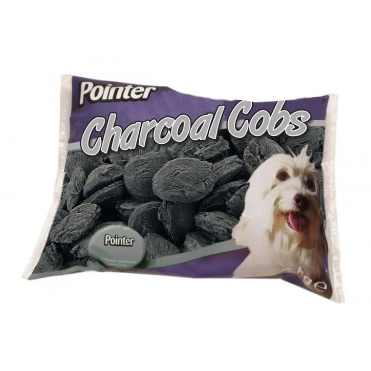 Pointer Charcoal Cobs Dog Biscuits 2kg