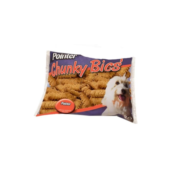Pointer Chunky Biscuits Dog Treats 2kg