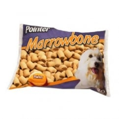 Pointer Marrowbone Beef Dog Biscuit - 2kg