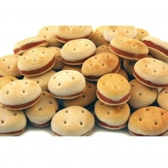 Salmon Burger Dog Biscuits 12.5kg