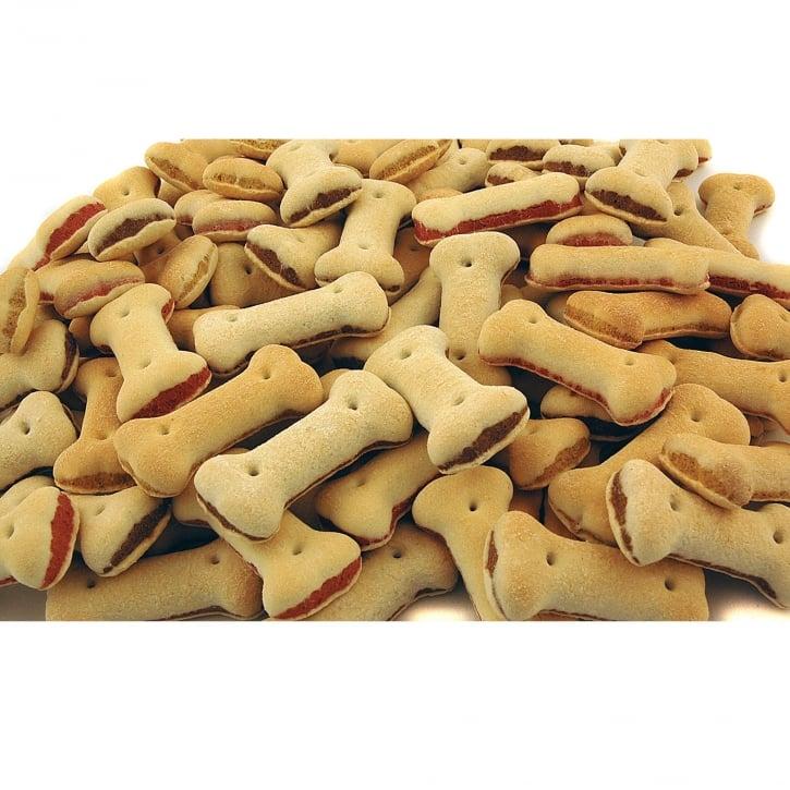 Pointer Sandwich Bone Assorted Dog Biscuits 10kg