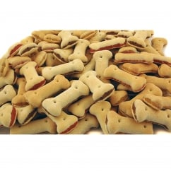 Sandwich Bone Assorted Dog Biscuits 10kg