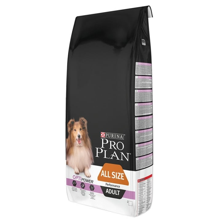 Pro Plan All Sizes Adult Dog Performance with OPTIPOWER in Chicken 14kg