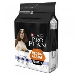 Pro Plan Medium & Large Adult Dog 7+ with OPTIAGE in Chicken 3kg