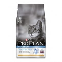 Pro Plan Optirenal House Cat Food - Chicken & Rice 3kg