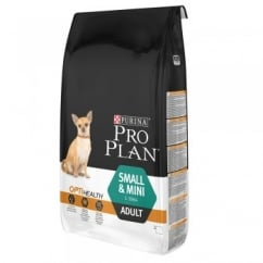 Pro Plan Small & Mini Adult Dog with OPTIHEALTH in Chicken 7kg
