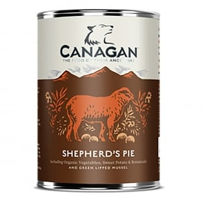 Canagan Grain Free Shepherd's Pie Wet Adult Dog Food 400g
