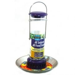 All Seasons All Wild Bird Food Feeder 10""