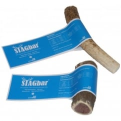 Stagbar British Antler Dog Chew Small