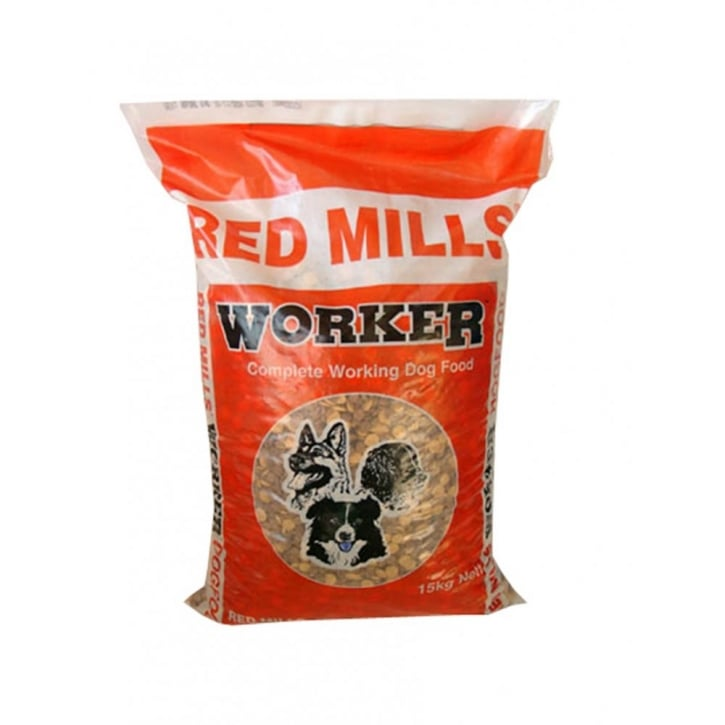 Red Mills Adult Worker Complete Dog Food 15kg
