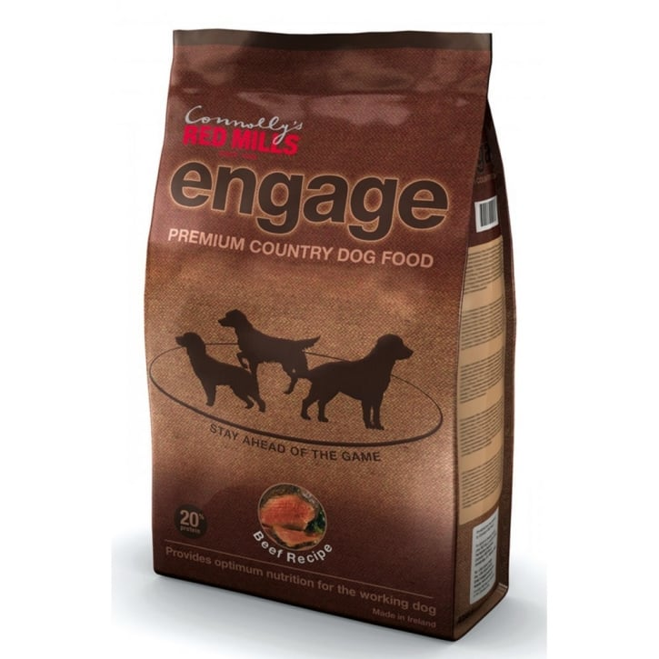 Red Mills Engage Country Adult Dog Food Beef 15kg Vat Free
