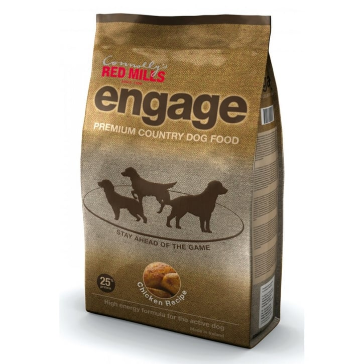 Red Mills Engage Country Adult Dog Food Chicken 15kg Vat Free