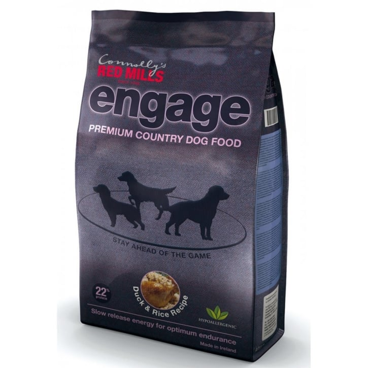 Red Mills Engage Country Adult Dog Food Duck & Rice 15kg