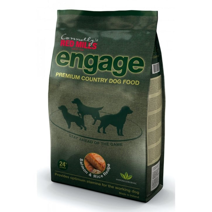 Red Mills Engage Country Adult Dog Food Salmon & Rice 15kg Vat Free