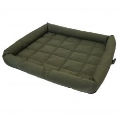 40 Winks Water Resistant Crate Mattress Country Green 36