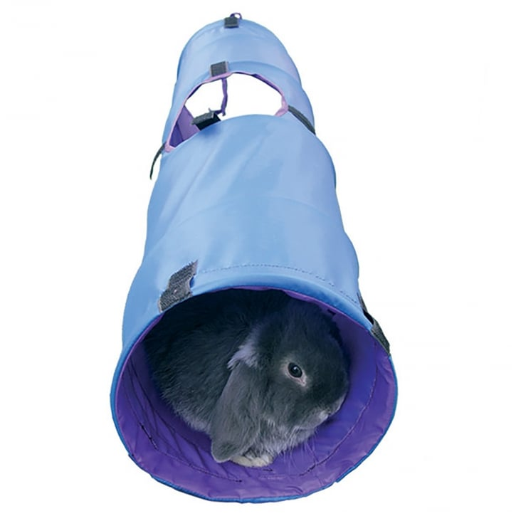 Rosewood Boredom Breaker Rabbit Activity Tunnel