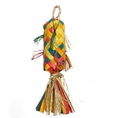 Boredom Breaker Woven Wonders Pinata Small Bird Toy