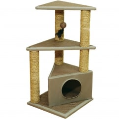Catwalk Collection Natural Cat Scratcher Post Seattle