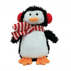 Rosewood Cupid & Comet Festive Mini Peter Penguin Soft Plush Dog Toy
