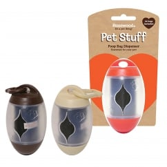 Dog Poop Dispenser & Bags