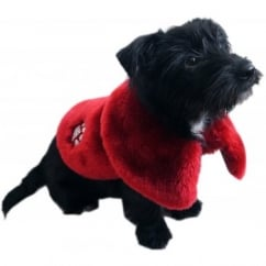 Rosewood Jolly Doggy's Christmas Red Cape Size Small