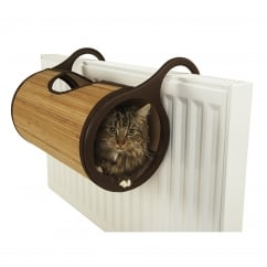 Jolly Moggy Bamboo Cat Radiator Bed
