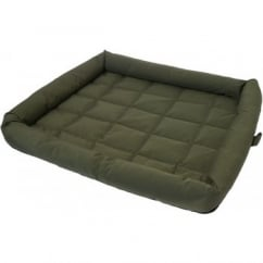 40 Winks Water Resistant Crate Mattress Country Green 42