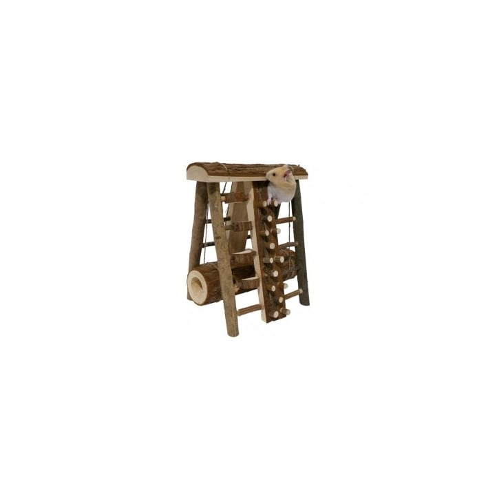Rosewood Boredom Breaker Activity Assault Course for Hamsters & Mice