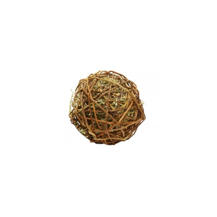 Rosewood Boredom Breaker Naturals Weave-A-Ball Large