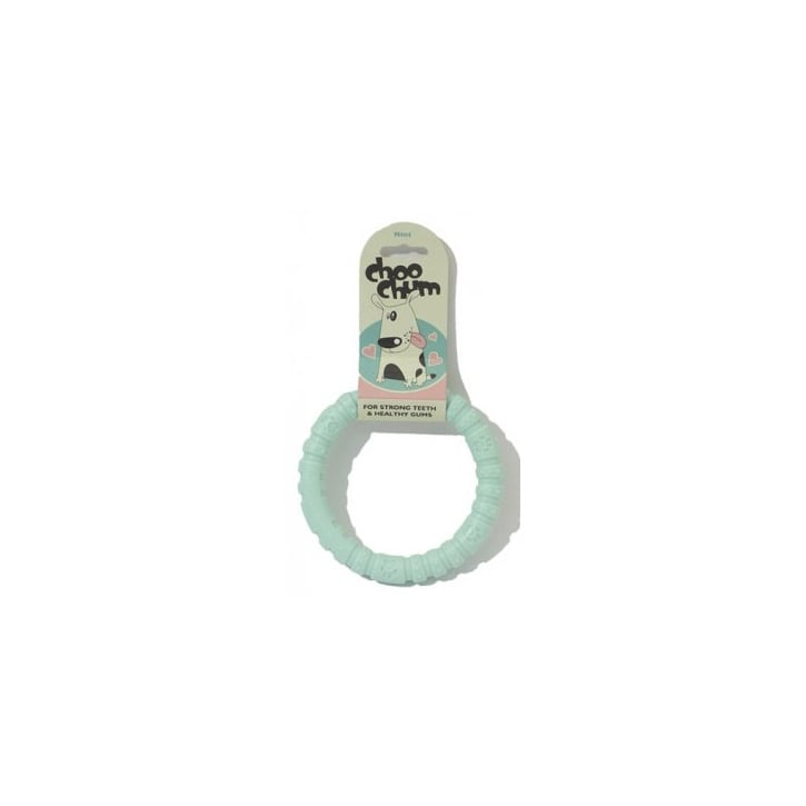 Rosewood Choo Chum Nylon Ring Mint Large
