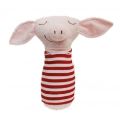 Rosewood Pet Products Cupid & Comet Festive A Pig In A Blanket Soft Dog Toy