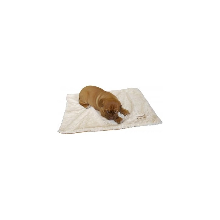 Rosewood Natural Nippers Puppies & Small Dog Luxury Snuggle Blanket