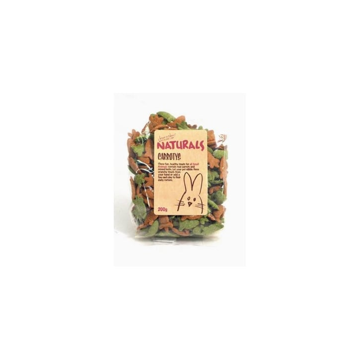 Rosewood Naturals Carrotys Treat 200g